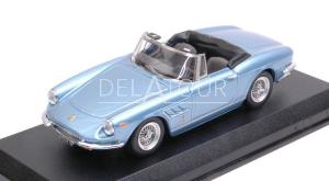 Ferrari 330 GTS Cabriolet 1967 Light Blue Metallic