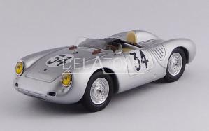 Porsche 550RS Spider #34 24H LeMans 1958