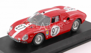 Ferrari 250 LM #27 24H LeMans 1965