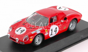 Ferrari 250 LM #14 24H LeMans 1968