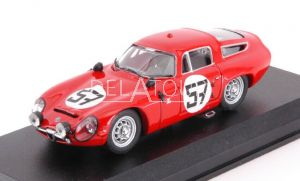 Alfa Romeo TZ1 Coupe #57 24H LeMans 1964