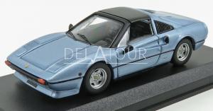 Ferrari 308 GTS Spider 1978 Light Blue