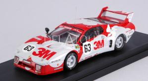 Ferrari 512BB LM #63 24H LeMans 1979
