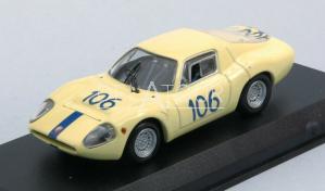 Fiat Abarth OT1300 #106 Targa Florio 1968