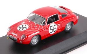 Fiat Abarth 700S #56 24H LeMans 1961
