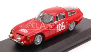 Alfa Romeo TZ1 #105 Tour De Corse 1964