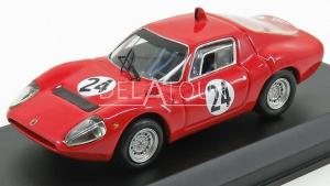 Fiat Abarth OT1300 #24 Trento Bondone 1968
