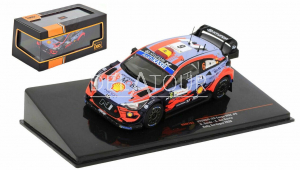 Hyundai i20 WRC #6 Rally Monza 2020