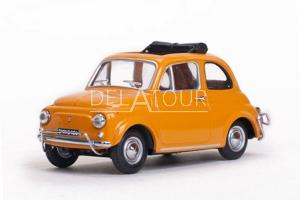 Fiat 500L 1968 Giallo Positano