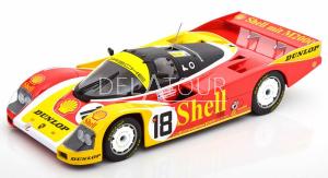 Porsche 962C #18 24H LeMans 1988