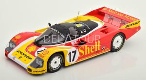 Porsche 962C #17 24H LeMans 1988
