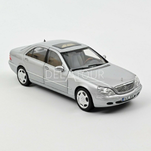 Mercedes-Benz S-Class S600 1998 Silver