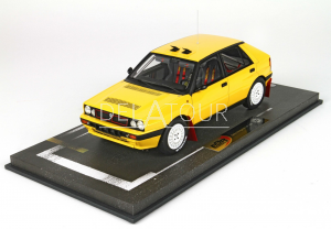 Lancia Delta HF Base Rally 1989 Yellow