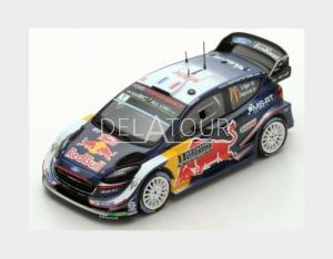 Ford Fiesta WRC #1 Rally MonteCarlo 2018