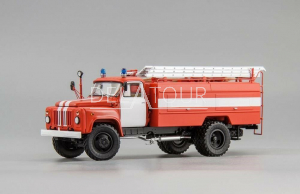 Gaz AC-30-106G Tanker Truck Fire Engine 1991