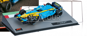 Renault R24 #7 Jarno Trulli Season 2004