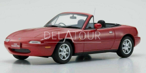 Mazda Eunos MX5 Spider Roadster 1989  Red