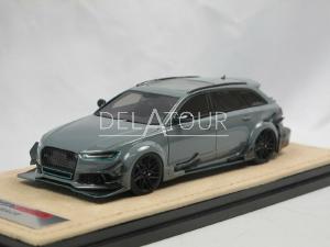 Audi A6 RS6 DTM Replica DarwinPro 2017 Grey