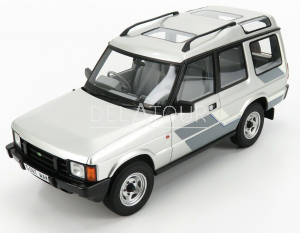 Land Rover Discovery 2-Series 1989 Silver