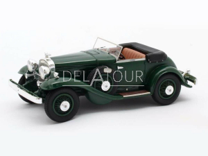 Stutz DV32 Super Bearcat Cabriolet 1932 Green
