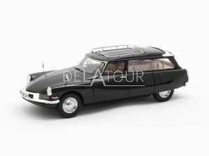 Citroen ID19 Cortege Slough Factory 1962 Black