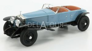 Rolls Royce Phantom Cabriolet 1926 Blue