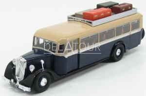 Citroen Type A45  Autobus 1934 Cream/Blue
