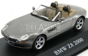 BMW Z8 Spider 2000 Grey Metallic