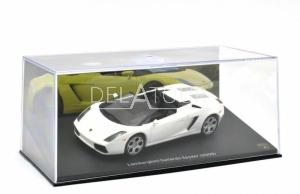Lamborghini Gallardo Spider 2005 White