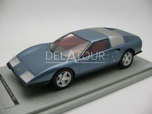 Ferrari P6 Pininfarina 1968 Light Blue Metallic