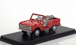 Ford Bronco Roadster 1967 Red