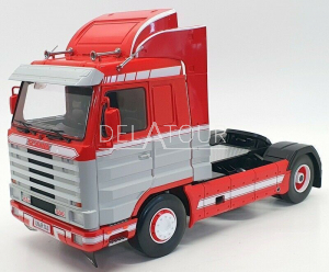 Scania 143M 500 Streamline Truck 1995 Red/Grey