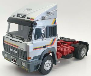 Iveco TurboStar Traktor Truck 1988 Silver
