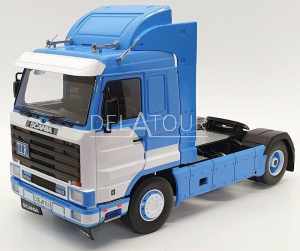 Scania 143M 500 Streamline Truck 1995 Blue