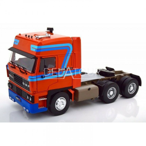 DAF 3600 Space Cab Traktor Truck 1986 Orange/Blue
