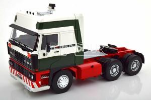 DAF 3600 Space Cab Traktor Truck 1986 Green