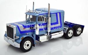 Peterbilt 359 Traktor Truck 3-Assi 1967 Light BLue