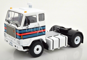 Volvo F88 Traktor Truck Team Martini 1975 White