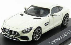 Mercedes-Benz GT-R AMG BiTurbo (C190) White