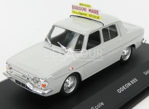 Renault R10 Auto Ecole Boulogne 1969 Grey