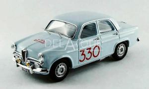 Alfa Romeo Giuletta #330 MonteCarlo Rally 1964