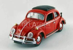Volkswagen Anfibio 2-Door Brasil 1961 Red