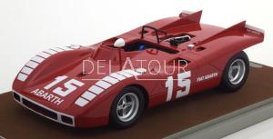 Abarth 2000SP #15 Nurburgirng GP 1970