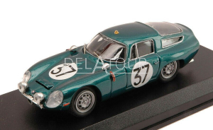 Alfa Romeo TZ1 #37 Test 24H LeMans 1964