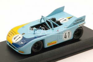 Porsche 908/3 #41 Interserie Nurburgring 1972