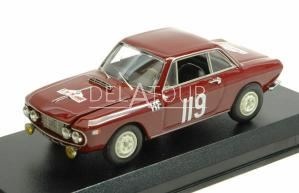Lancia Fulvia Coupe 1.2 #119 Tour de Corse 1965