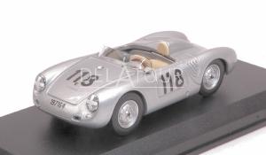 Porsche 550RS Spider #118 Targa Florio 1959