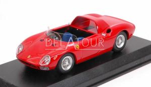 Ferrari 250LM Spider Prova 1965 Red