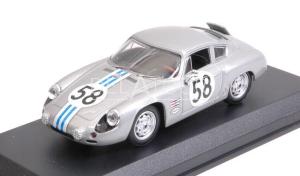 Porsche 356B Abarth GTL #58 12H Sebring 1963