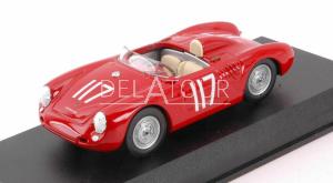 Porsche 550 Spider #117 SCCA Thompson 1959